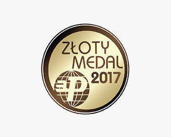 Médaille d'or MTP 2017